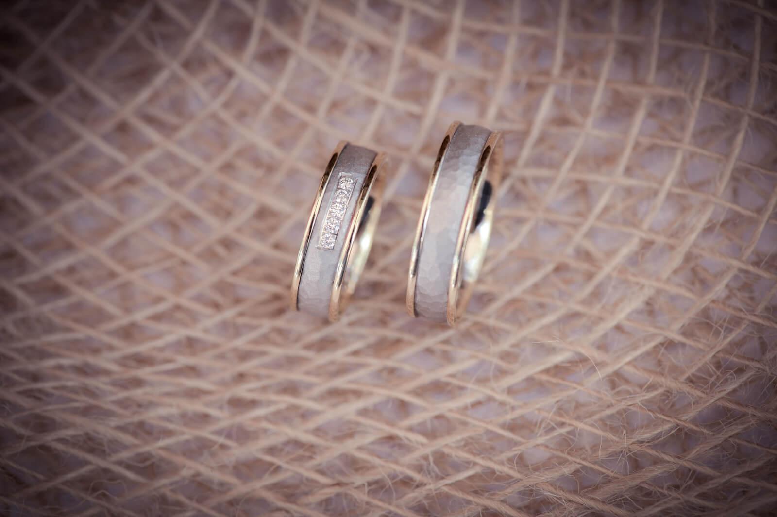 Hochzeit Gardasee - Hochzeitsringe